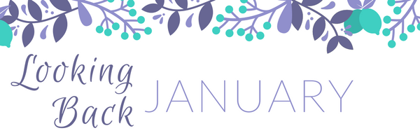 Looking back: January